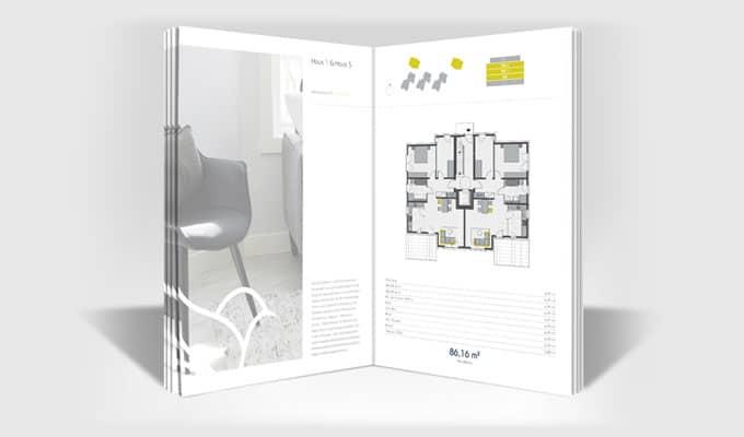Projekt Wohnsitz - Wohnen an der Itz - Coburg Immobilienmarketing