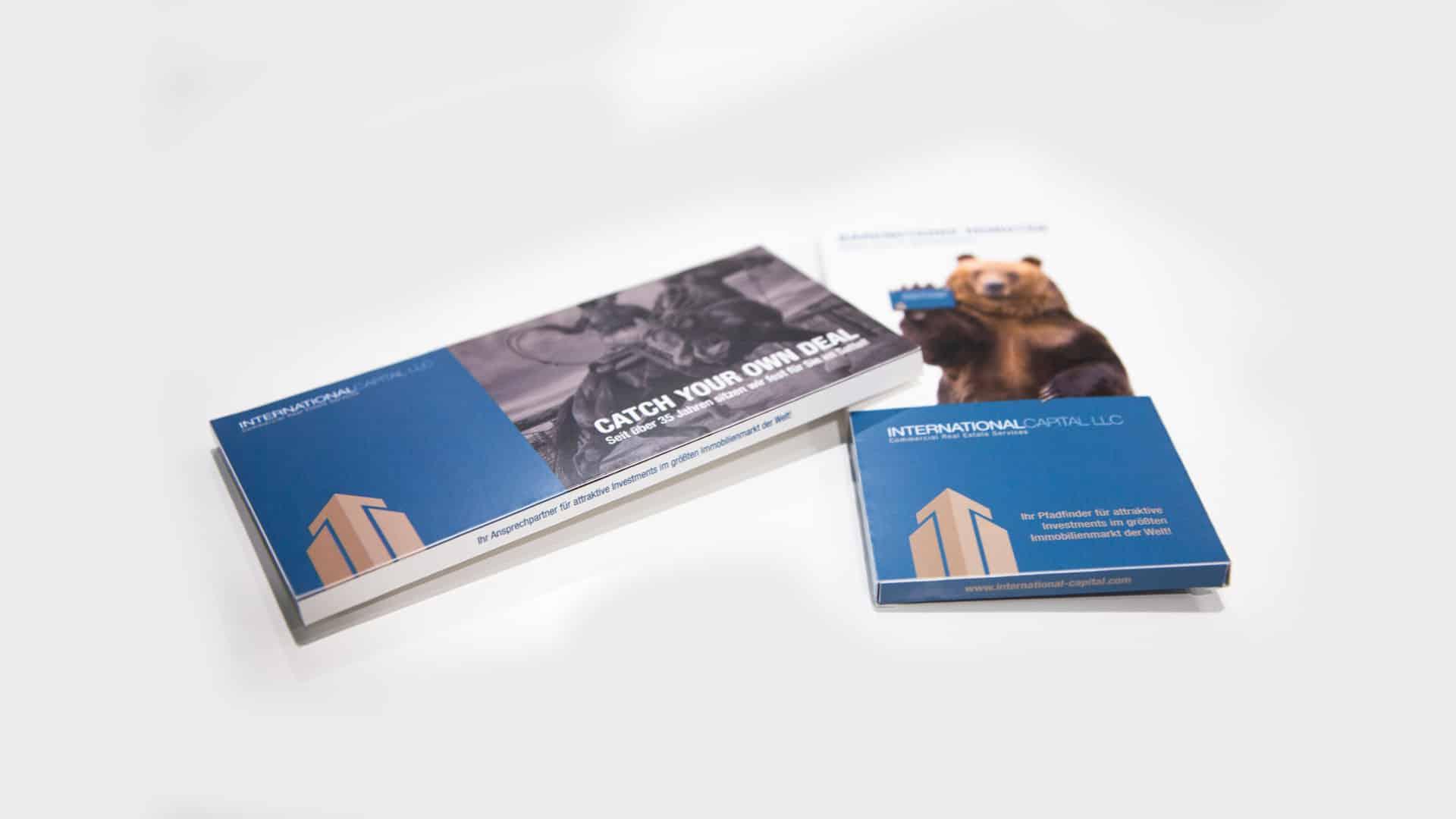 International Capital LLC Dallas Marketing für Immobilien